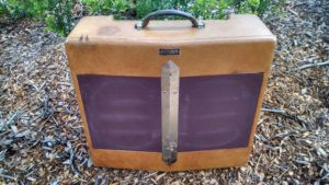 Fender Amplifier Cabinet Restoration
