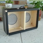 Fender Blackface Bassman Speaker Cabinet with Divider