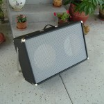 vintage fender 1968 Replacement Amplifier Cabinets Bassman Bottom Blackface,