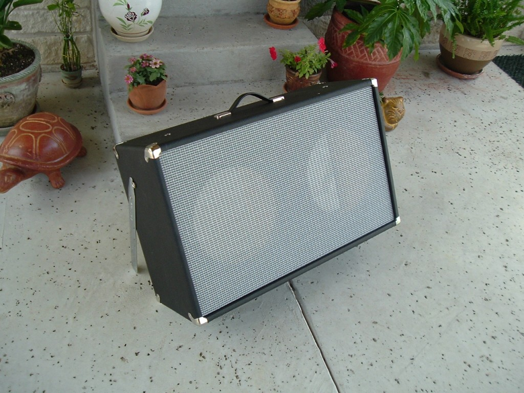 Fender Blackface Bassman Speaker Cabinet