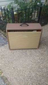 Fender Brown Pro Amplifier Cabinet