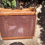 Fender Replacement Cabinet for a 1957 Tweed Bassman