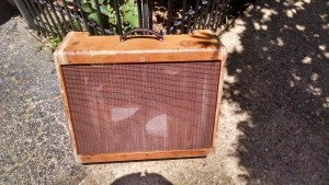 Fender Replacement Cabinet for a 1957 Tweed Twin
