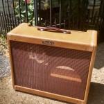 Restoration of a Fender Tweed Super Amplifier