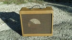 Fender Tweed Princeton Replacement