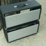 Custom Fender Amplifier Cabinets by Armadillo Amp Works.