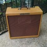 Fender Tweed Bandmaster Cabinet Restoration