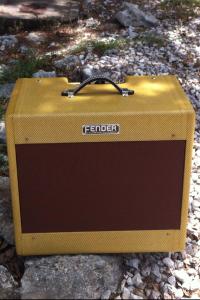 Custom Fender Blues Jr.
