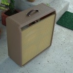 Fender Brown Concert Replacement Cabinet