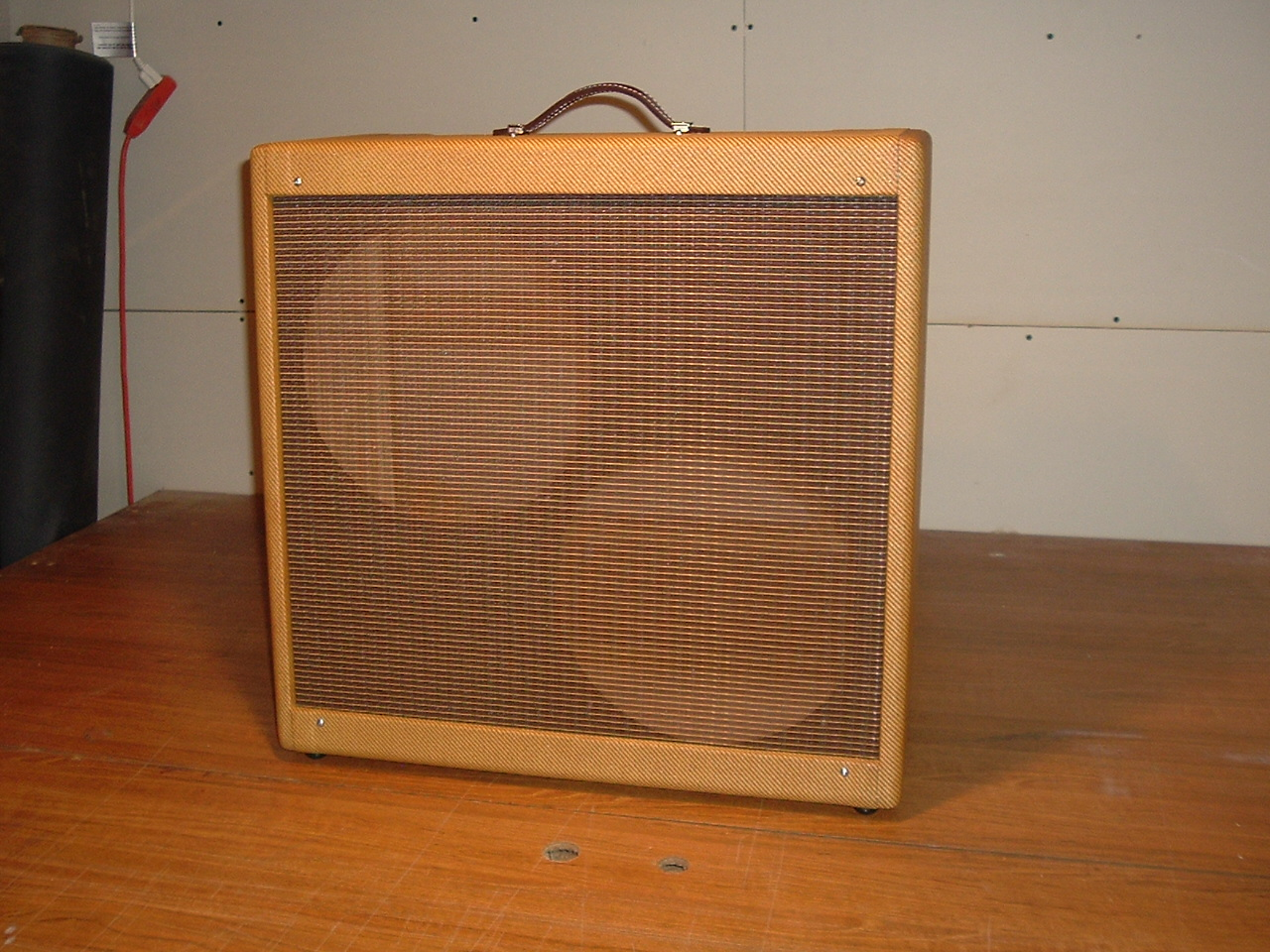 custom tweed custom 2 12 tweed bassman combo armadillo amp works