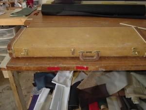 Fender Tweed Guitar Case
