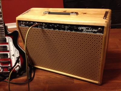 custom fender replacement amplifier cabinets by will dyke. Black Bedroom Furniture Sets. Home Design Ideas