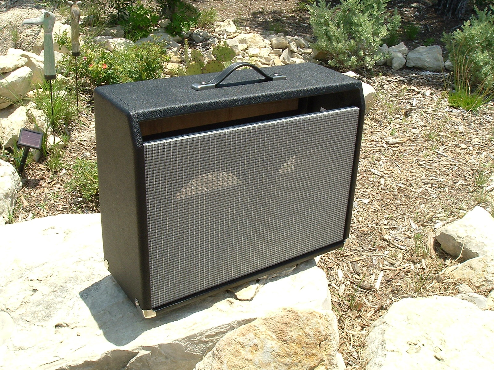 Custom Fender Replacement Amplifier Cabinets By Will Dyke