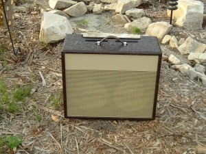 Totally Customized 18 wt Marshall Combo Cabinet