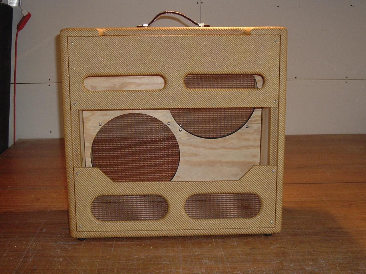 hangar amplifier w circuits dsc cabinet blackface matching guitar bassamp fender bassman bass head amp vintage