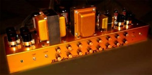Boutique Amplifier Chassis