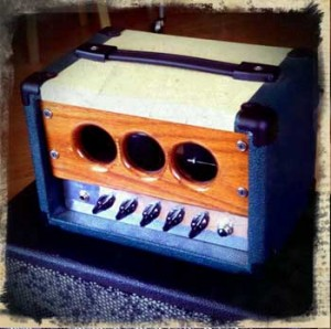 Look at this wonderful Boutique Amp!