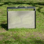 Custom 2*10 Combo Cabinet for a Fender Blackface Bassman