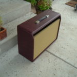 Custom Fender Amplifier Cabinet Deluxe Reverb