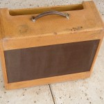 Fender Relic Cabinet for a Wide Panel Super