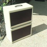 Custom Fender Cabinets by Armadillo Amp Works