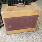 Fender Relic Cabinet for a Tweed Wide Panel Super