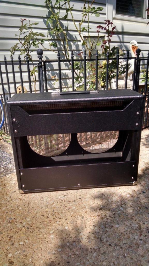 Twinn Reverb Fender Replacement Cabinet