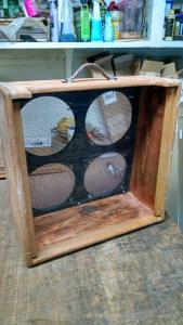 Fender Relic Cabinet