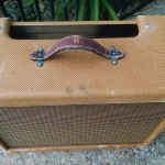 Fender Tweed Deluxe Replacement Cabinet