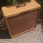 Restoration of a 1960 Fender Tweed Bassman Cabinet