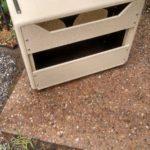 Custom Fender Blackface Bassman Cabinet