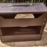 Princeton Reverb Fender Amplifier Cabinet