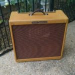 Tweed Bandmaster Restoration by Armadillo Amp Works