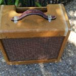 Tweed Champ Relic Cabinet