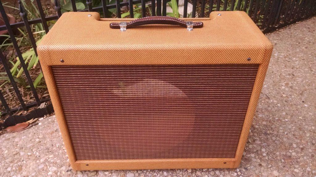Custom Fender Amplifier Cabinet Tweed Deluxe