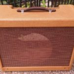Custom Fender Amplifier Cabinet Tweed Deluxe