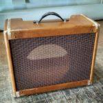 Tweed Deluxe Relic Cabinet